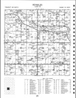 Code 21 - Reynolds Township, Lake McCarrahan, Todd County 1993